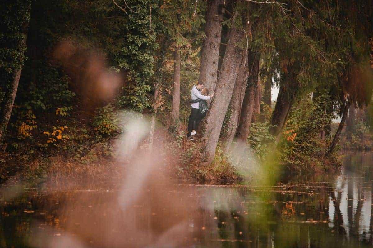 Fotoshooting Thüringer Weiher
