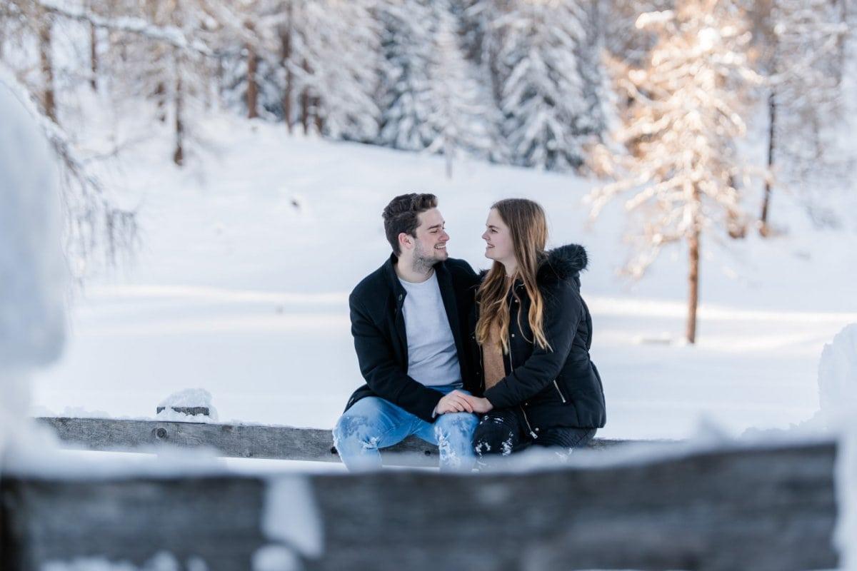 wimmer 9921 - Liebe & Schnee - perfekte Kombination